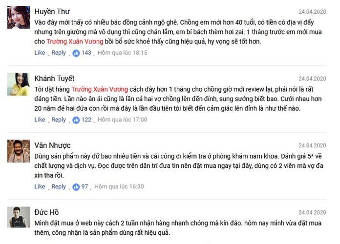 Trường Xuân Vương Review