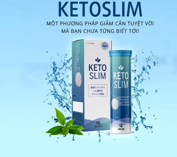 Thuốc giảm cân Keto Slim