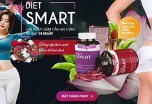 Viên uống giảm cân Diet Smart