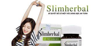 iên giảm cân Slimherbal