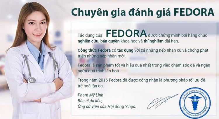 Kem Fedora có thực sự tốt không