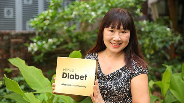 Người dùng review viên sủi Diabet