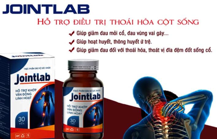 Đối tượng cần sử dụng Jointlab