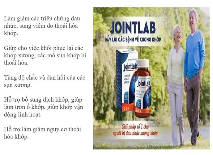 Thuốc khớp Jointlab có tốt không