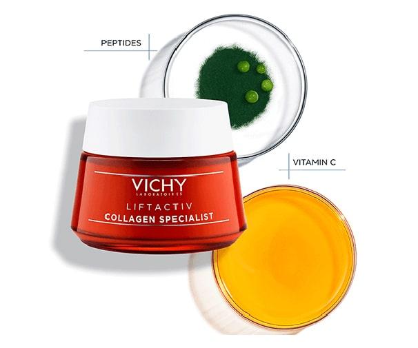 Kem chống lão hóa Vichy Liftactiv Collagen