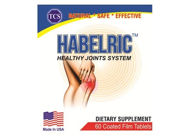 Thuốc bổ khớp Habelric của Mỹ tốt nhất