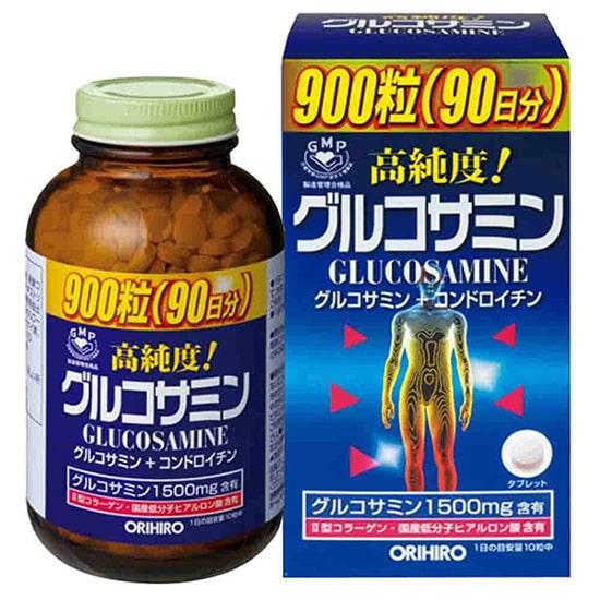 Thuốc bổ xương khớp Glucosamine Orihiro