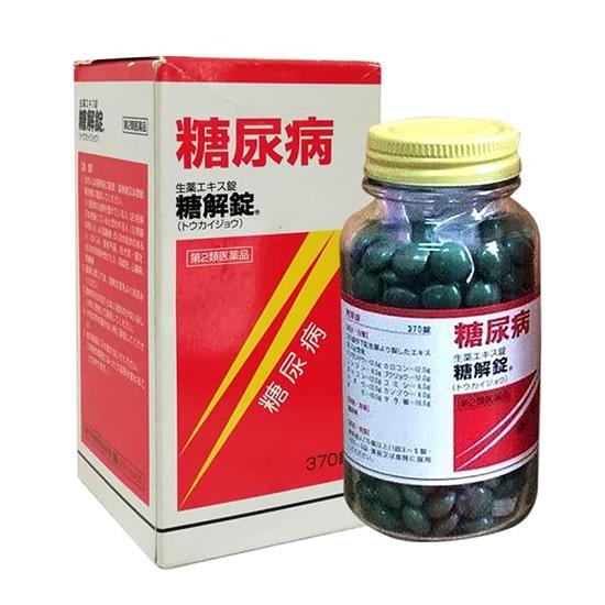 Thuốc trị tiểu đường Tokaijyo của Nhật