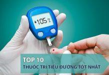 Top 10 thuốc trị tiểu đường tốt nhất