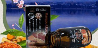 Viên uống bổ gan Kanzoukon