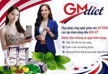 Giảm cân GM Diet
