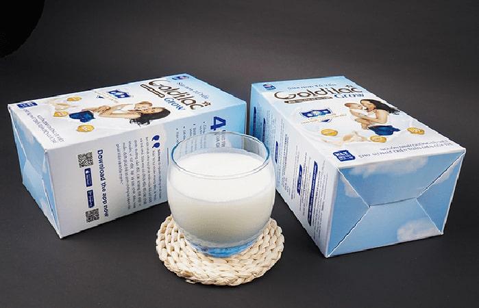 Sữa non tổ yến Goldilac Grow giá bao nhiêu