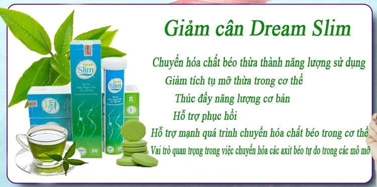 Công dụng của Dream Slim